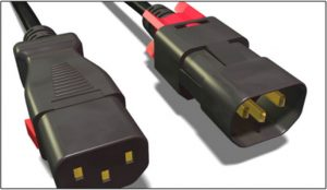 zLock Universal Locking Power Cords