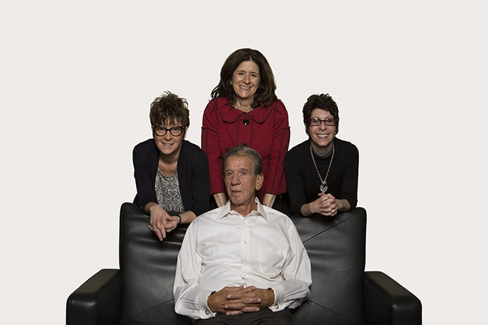 Family: James Edward Miller, Kelly Nutting, Jami M. Moore and Denise Bonino